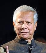 Muhammad Yunus Logo