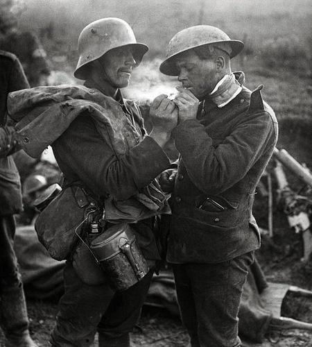 Eerste Wereldoorlog, krijgsgevangenen
