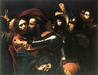 Caravaggio_-_Taking_of_Christ