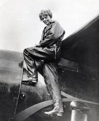 the life and aviation career of amelia mary earhart Amelia earhart biography: american aviation pioneer & author  the heavy  drinking eventually led to edwin losing his job at the railway.