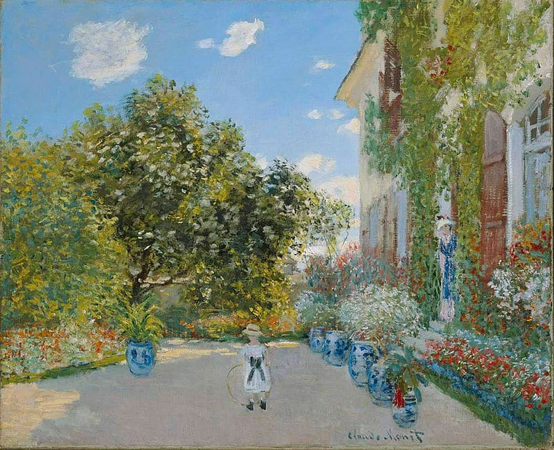 Claude_Monet _-_ The_Artist's_House_at_Argenteuil