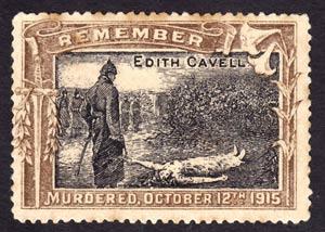 Edith_Cavell_propaganda_stamp