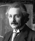 biography of albert einstein the german born theoretical physicist famous for his theory of relativi Albert einstein was a german-born theoretical physicist and philosopher of science who developed the general theory of relativity, one of the two pillars of modern physics.