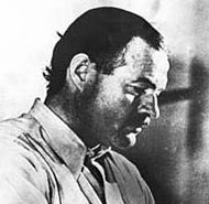a biography of ernest hemingway an american author and journalist Ernest hemingway 1899 - 1961 ernest hemingway was a prolific american author and journalist hemingway received the nobel prize in literature in 1954 for one.
