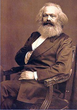 karl marx biography