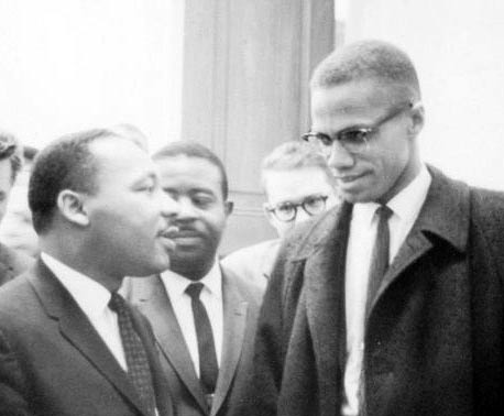Civil Rights Movement: Malcolm X and Martin Luther King Jr?