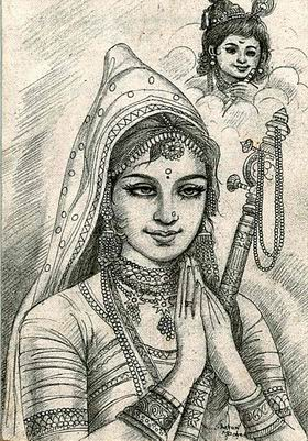 meerabai biography in hindi language