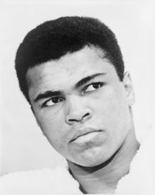 2 Muhammad Ali 1942 2016 US Boxing Olympic Champion And World Heavyweight Of The Dominated Sport With His Athletic
