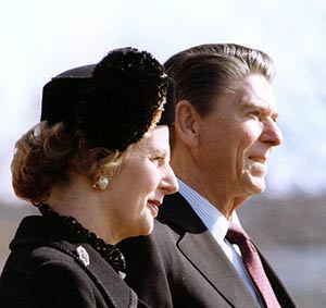 Margaret Thatcher e