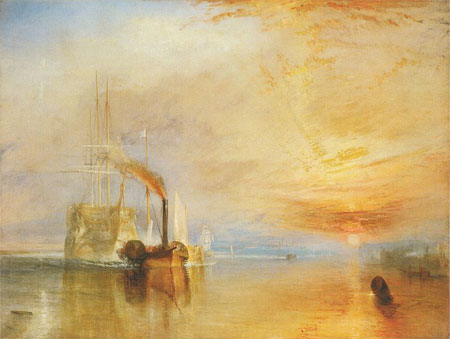 John constable and william turner two great romantics