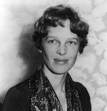 the struggles in the early life of amelia earhart The picture book of amelia earhart i was written by david adler this book discusses the life of the pilot, who was the first woman to cross the atlantic by herself in a plane the genre of this book is obviously a biography.