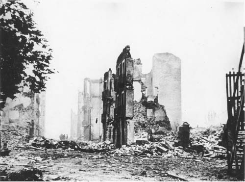 Bombing of Guernica - 1937