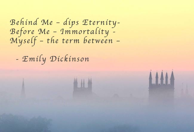 emily dickinsons poetry about death Smart, fresh history of emily dickinson poetry by phds and masters from stanford, harvard, berkeley perhaps because of the mundane quality of her daily life, by the late 1850s dickinson started taking her poetry more seriously.