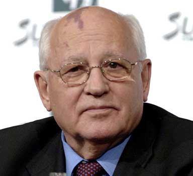 mikhail gorbachev Early life mikhail sergeevich gorbachev was born into a peasant family in the village of privolnoe, near stavropol, soviet union, on march 2, 1931.