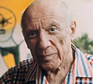 Image result for pablo picasso 1973