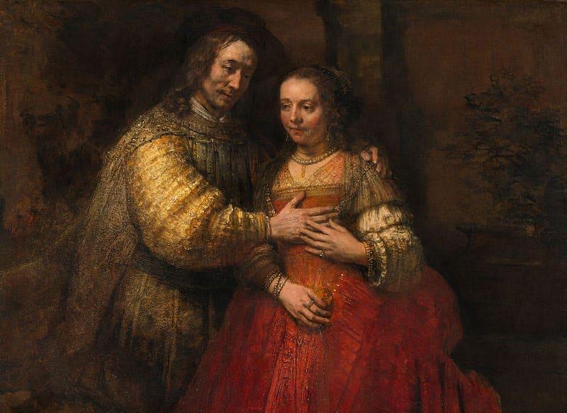 rembrandt-jewish-bride