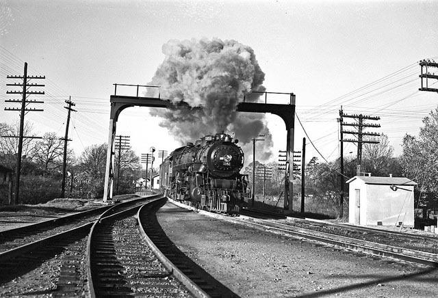 stean train