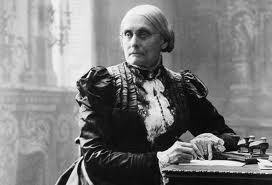 Susan B. Anthony, National Women's History Month, Women's Rights