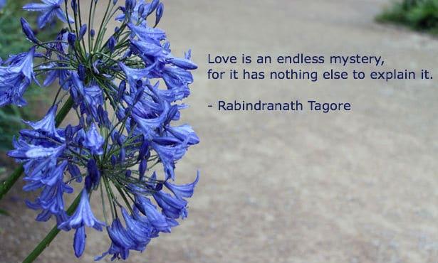 Rabindranath tagore biography online