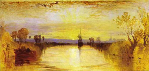 John turner biography biography online for In their paintings the impressionists often focused on