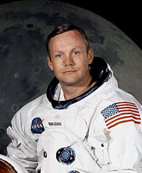 Essay on Neil Armstrong – the First Man on the Moon
