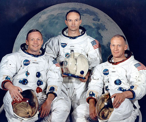 Crew of Apollo 11