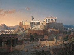 Akropolis by Leo_von_Klenze