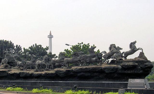 mahabharata-monument