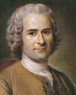 the life ideologies and influence of french philosopher jean jacques rousseau Jean-jacques rousseau, (1712 – 2 july 1778) was a famous french speaking philosopher he was born in geneva, switzerland and always described himself as being genevan rousseau lived in the 18th century during the age of enlightenment his political ideology influenced the french revolution and aided the.