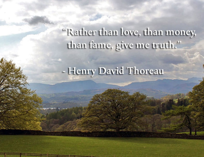 thoreau-truth