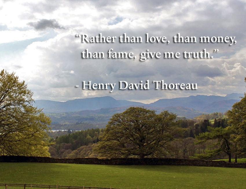 thoreau-truth