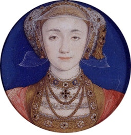 Portrait of Anne of Cleeves