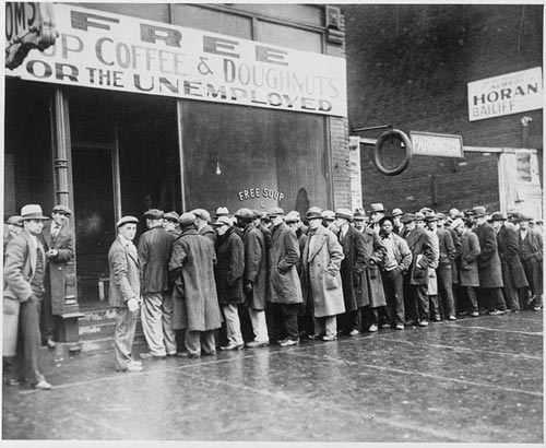 Soup Kitchen provided by Al Capone