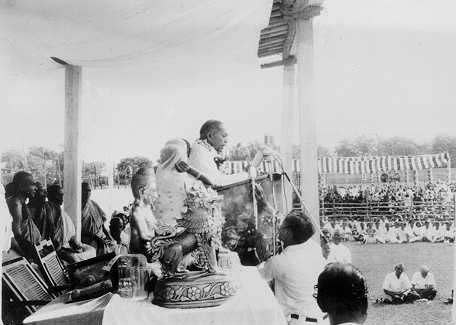 Dr._Ambedkar during his conversion