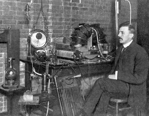 Ernest Rutherford 1905