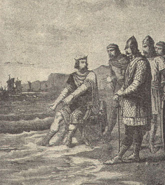 Canute_rebukes_his_courtiers
