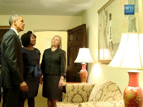 Ruby_Bridges_and_Obama