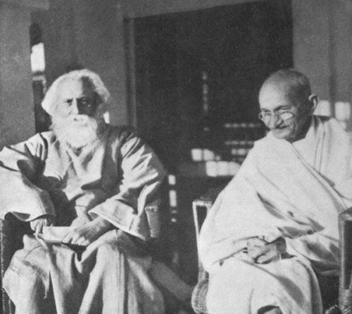 Tagore_Gandhi