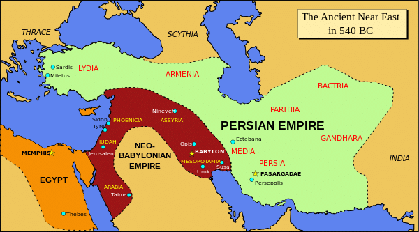 persian-empire
