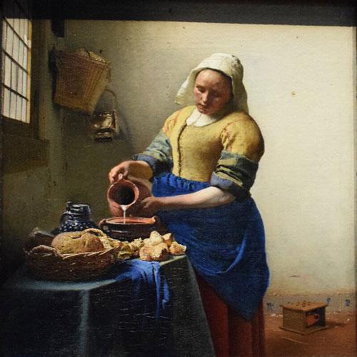 milkmaid-Johannes-vermeer