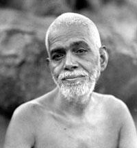 Ramana-Maharshi-Face