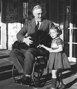 Roosevelt_in_a_wheelchair